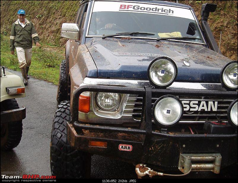 4th Escape to the Nature Offroading at SOMWARPET (Coorg)  ON 8th Aug2009.-off-road-393.jpg