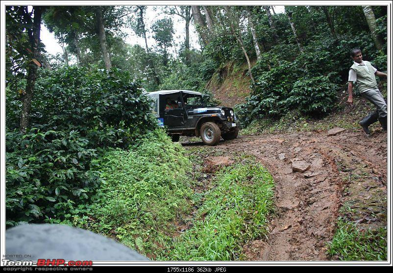 4th Escape to the Nature Offroading at SOMWARPET (Coorg)  ON 8th Aug2009.-s11.jpg