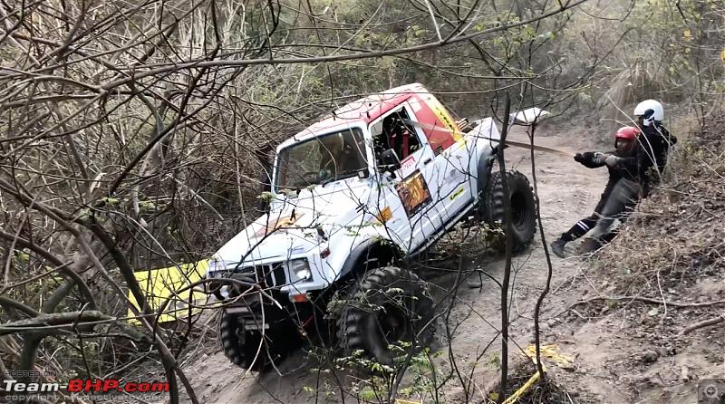 Pics & Videos - JK Tyre Xtreme 4Play 4x4 Competition @ Kikar Lodge, Punjab-humping-bumping5.png