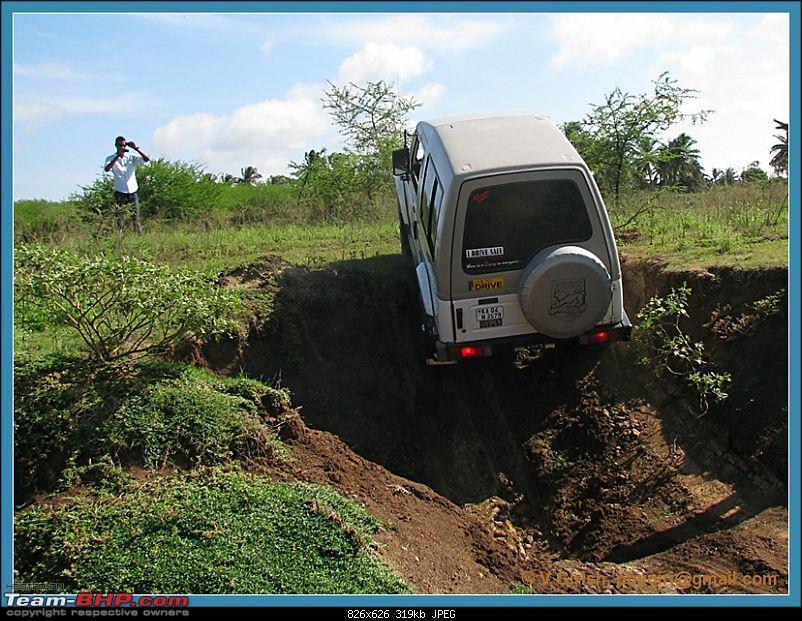 Sarjapur Road-Bidaraguppe OTR on 30th August 2009-otr090805.jpg