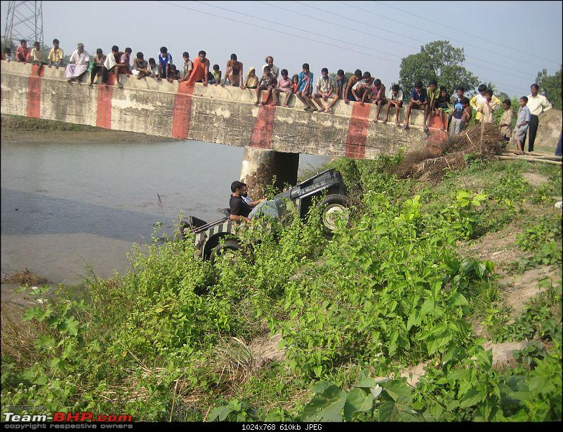 Offroading event in the city of joy - Kolkata chapter's first OTR report-adi-almost-makes-.jpg