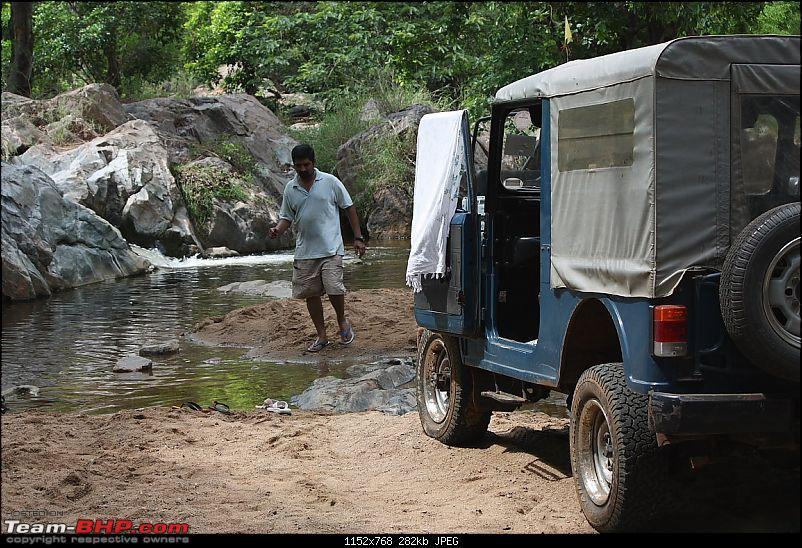 Gone camping by the river Dabgali. Photologue-59-river-crossing.jpg
