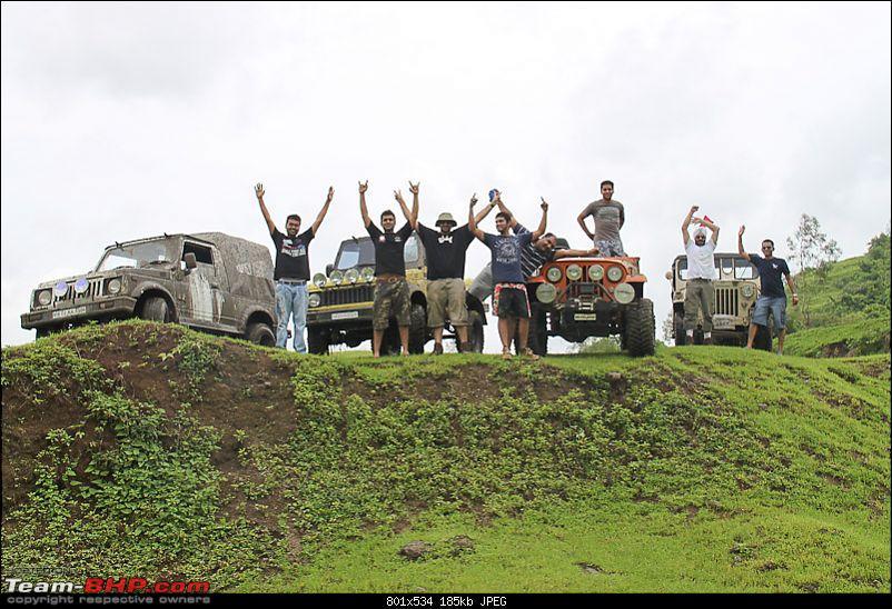 Extreme Offroaders - Mini OTR at Mahape: 11 July, 2010-tupac.jpg