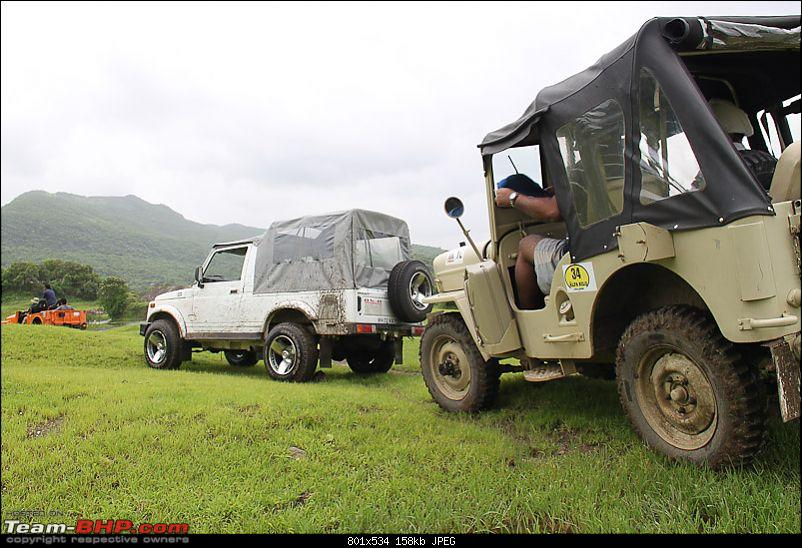 Extreme Offroaders - Mini OTR at Mahape: 11 July, 2010-friends.jpg