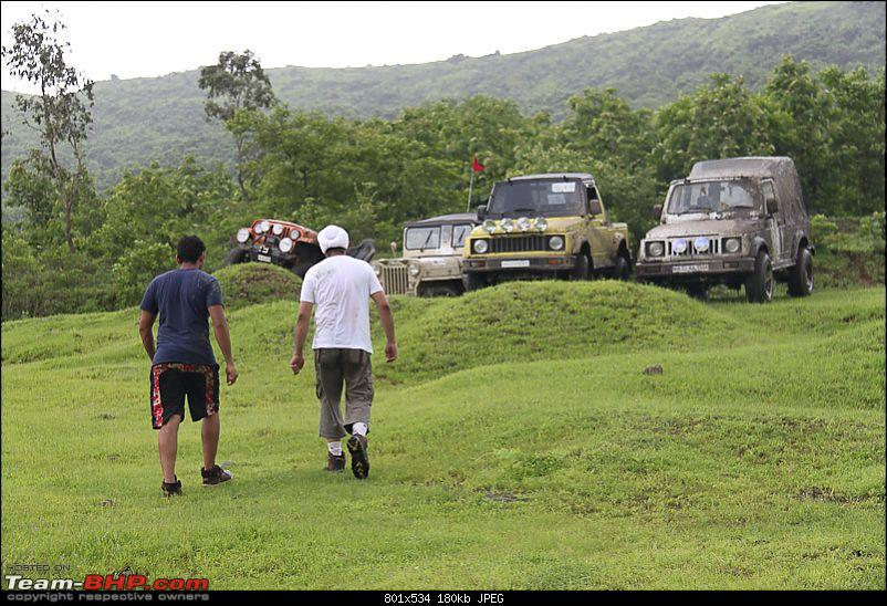 Extreme Offroaders - Mini OTR at Mahape: 11 July, 2010-going_home.jpg