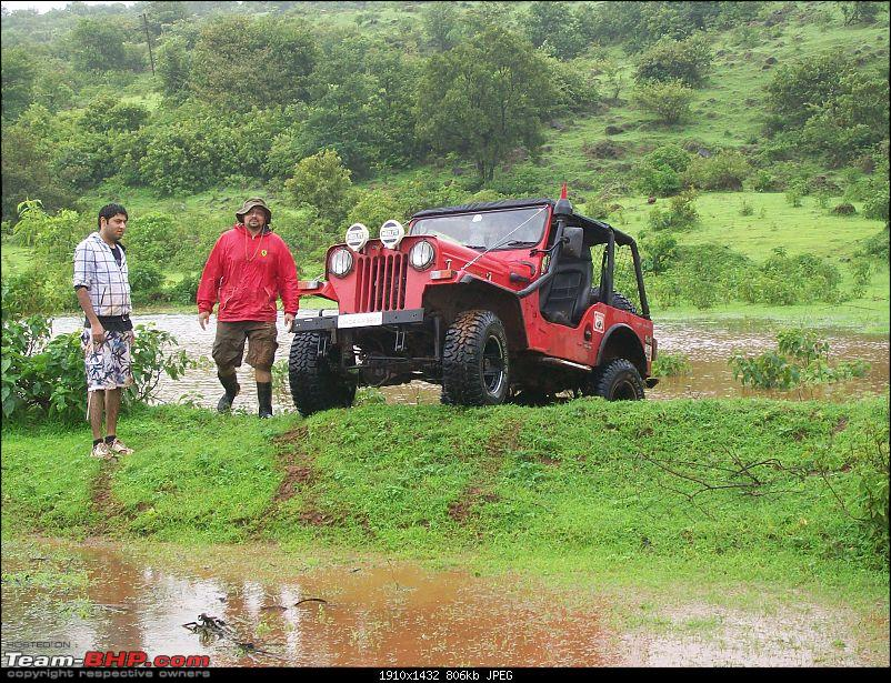 Mahindra Great Escape - Sawarsi - 25 July 2010-100_1661.jpg