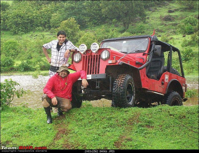 Mahindra Great Escape - Sawarsi - 25 July 2010-100_1662.jpg