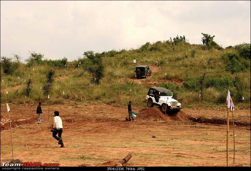 Hyderabad, Off Road Challenge 4X4's & 4X2's. On 24, Oct 2010.-img_9291.jpg
