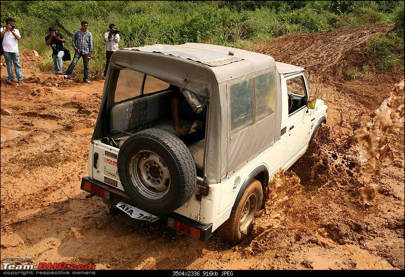 Hyderabad, Off Road Challenge 4X4's & 4X2's. On 24, Oct 2010.-img_9471.jpg