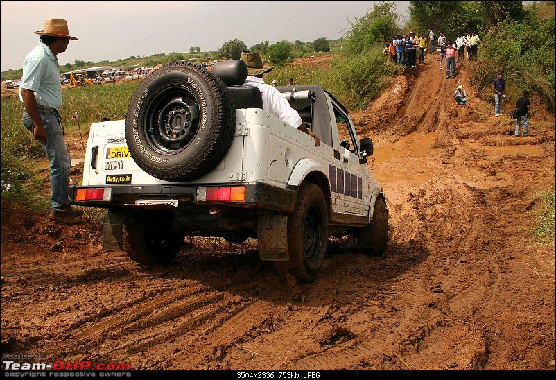 Hyderabad, Off Road Challenge 4X4's & 4X2's. On 24, Oct 2010.-img_9483.jpg