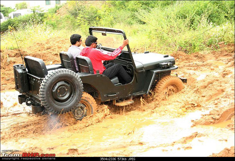 Hyderabad, Off Road Challenge 4X4's & 4X2's. On 24, Oct 2010.-img_9348.jpg
