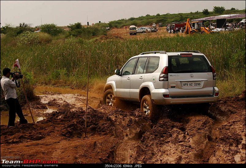 Hyderabad, Off Road Challenge 4X4's & 4X2's. On 24, Oct 2010.-img_9579.jpg