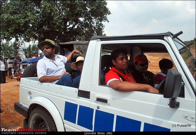 Hyderabad, Off Road Challenge 4X4's & 4X2's. On 24, Oct 2010.-dsc_3551.jpg