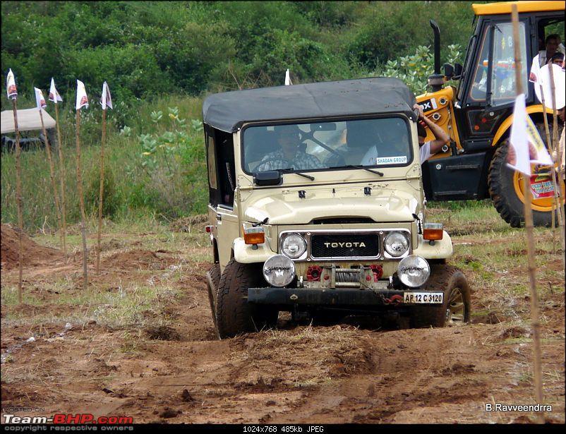 Hyderabad, Off Road Challenge 4X4's & 4X2's. On 24, Oct 2010.-p1060228.jpg