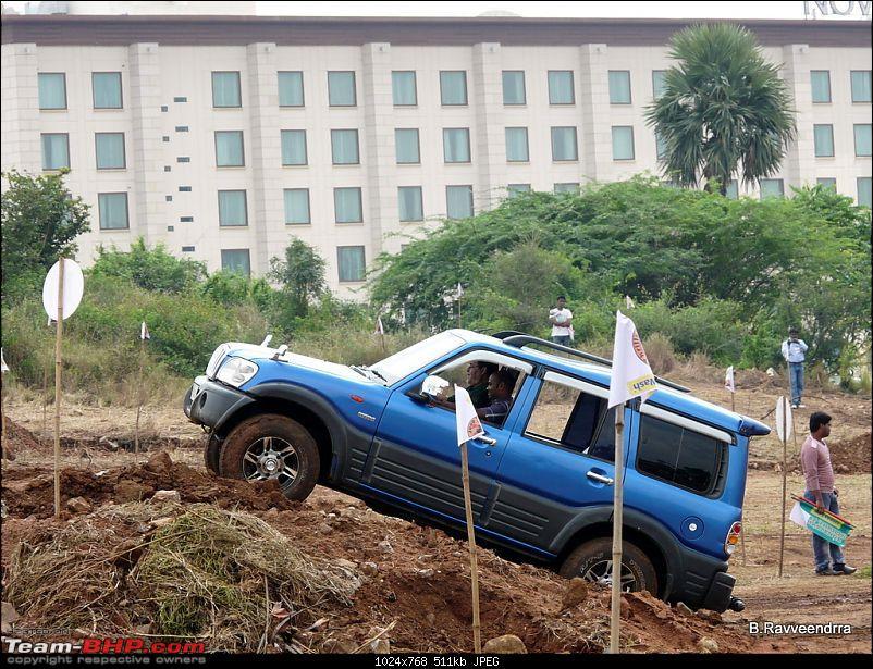 Hyderabad, Off Road Challenge 4X4's & 4X2's. On 24, Oct 2010.-p1060254.jpg