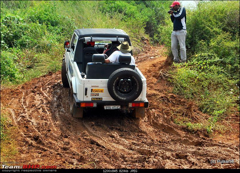 Hyderabad, Off Road Challenge 4X4's & 4X2's. On 24, Oct 2010.-dsc_3656.jpg