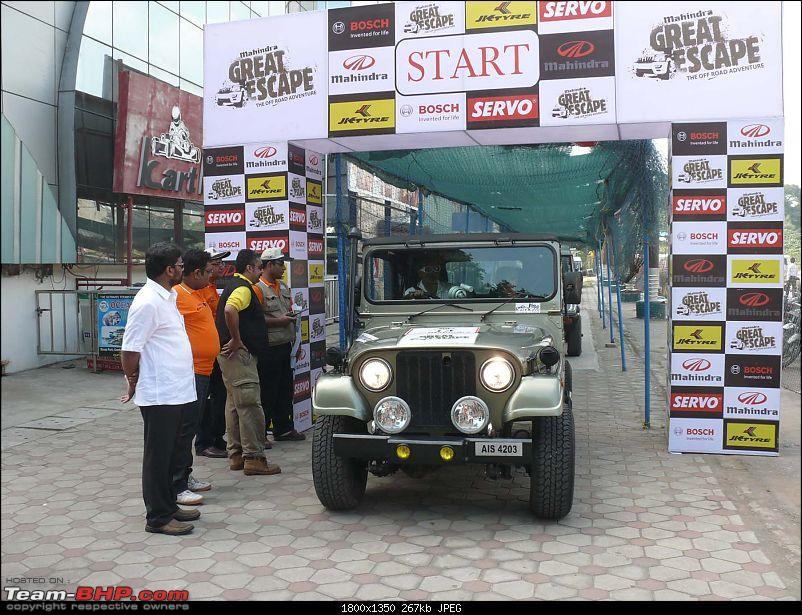 Mahindra Great Escape : Hyderabad-l1190754.jpg