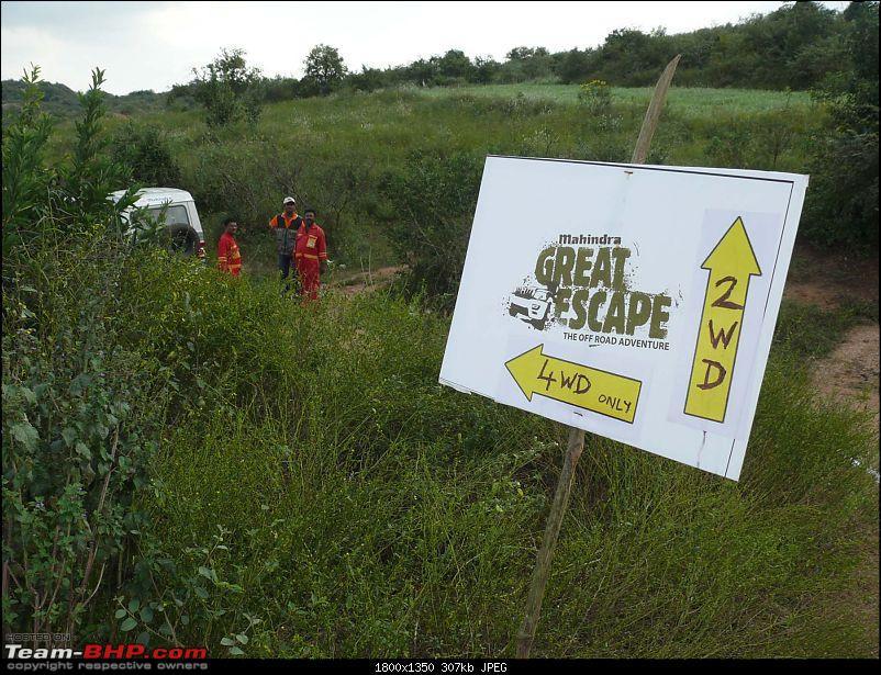Mahindra Great Escape : Hyderabad-l1190774.jpg