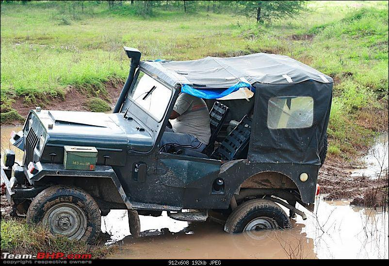 Mud Puddle @  Bidaraguppe Indlebele lake Rock Crawl Bagilure road & River fording too-img_8531.jpg