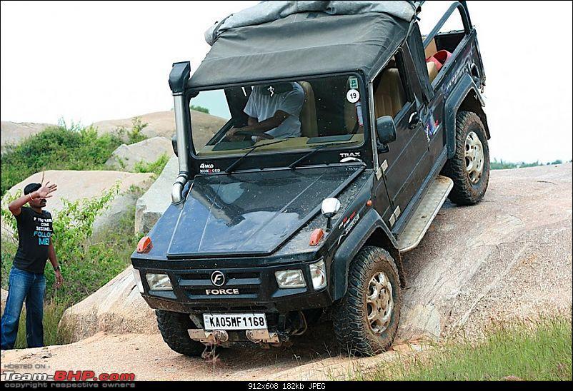 Mud Puddle @  Bidaraguppe Indlebele lake Rock Crawl Bagilure road & River fording too-img_8600.jpg