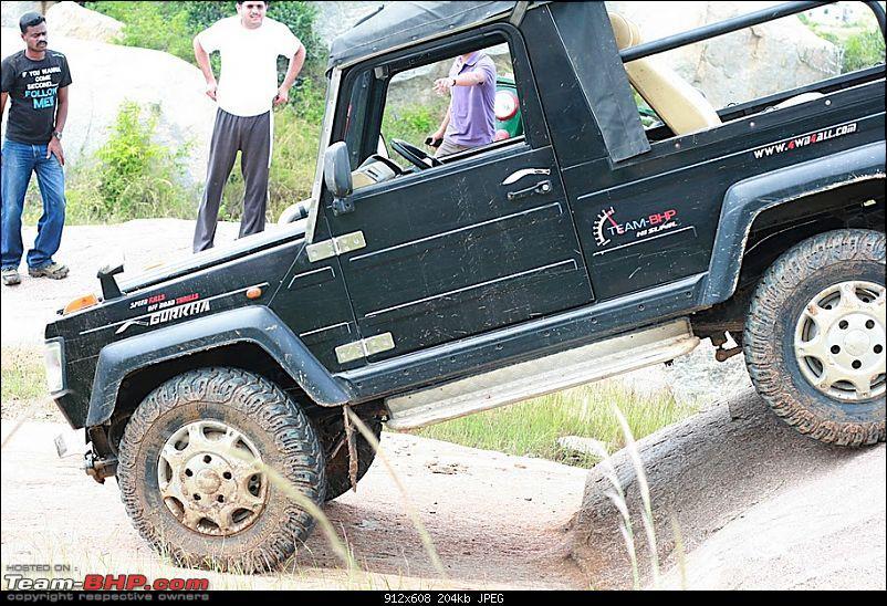 Mud Puddle @  Bidaraguppe Indlebele lake Rock Crawl Bagilure road & River fording too-img_8603.jpg