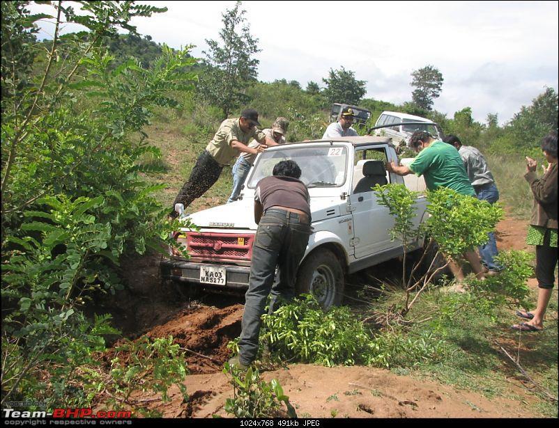 A Pajero, Gypsies, CJ3B, Classic & MM540 go off-roading, stream crossings & cooking-img_0156.jpg