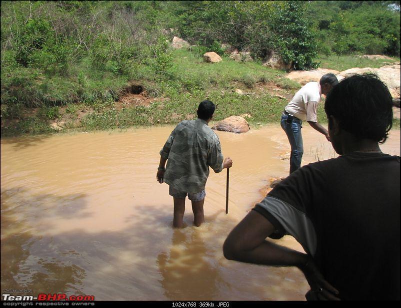 A Pajero, Gypsies, CJ3B, Classic & MM540 go off-roading, stream crossings & cooking-img_0176.jpg