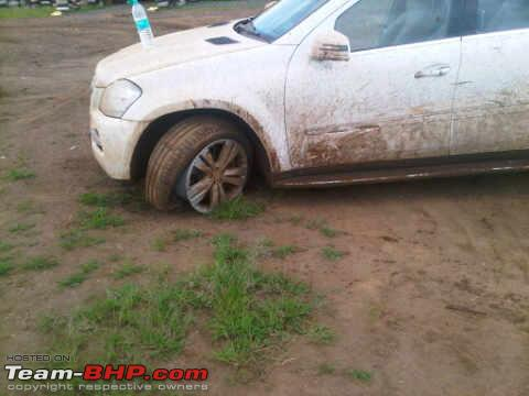 Name:  Gl 500 tyre busted..jpg