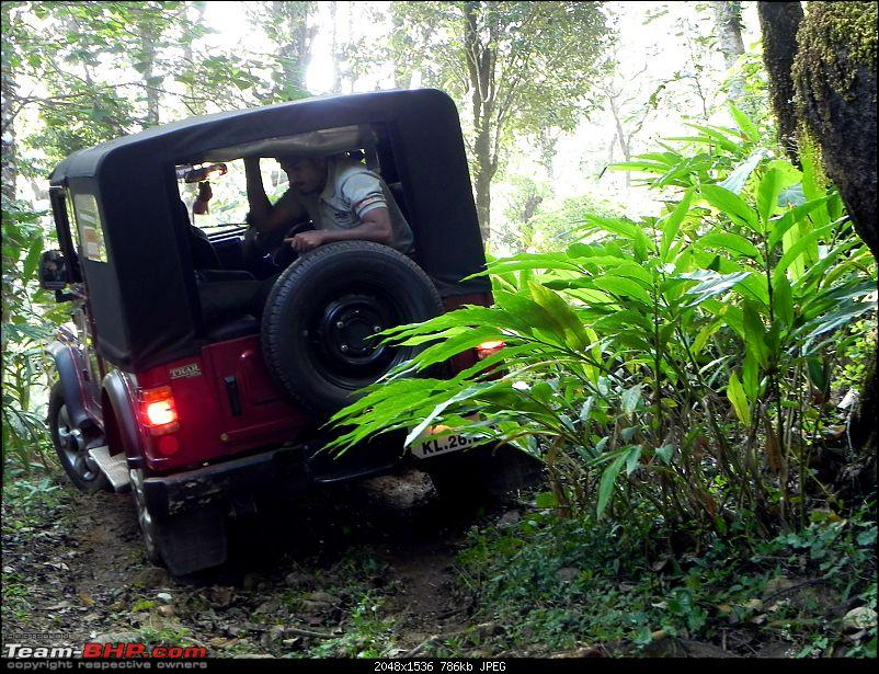 Mahindra Thar Gets a Deserving 1st B'Day, Offroading in Wayanad!!-dscn5771.jpg