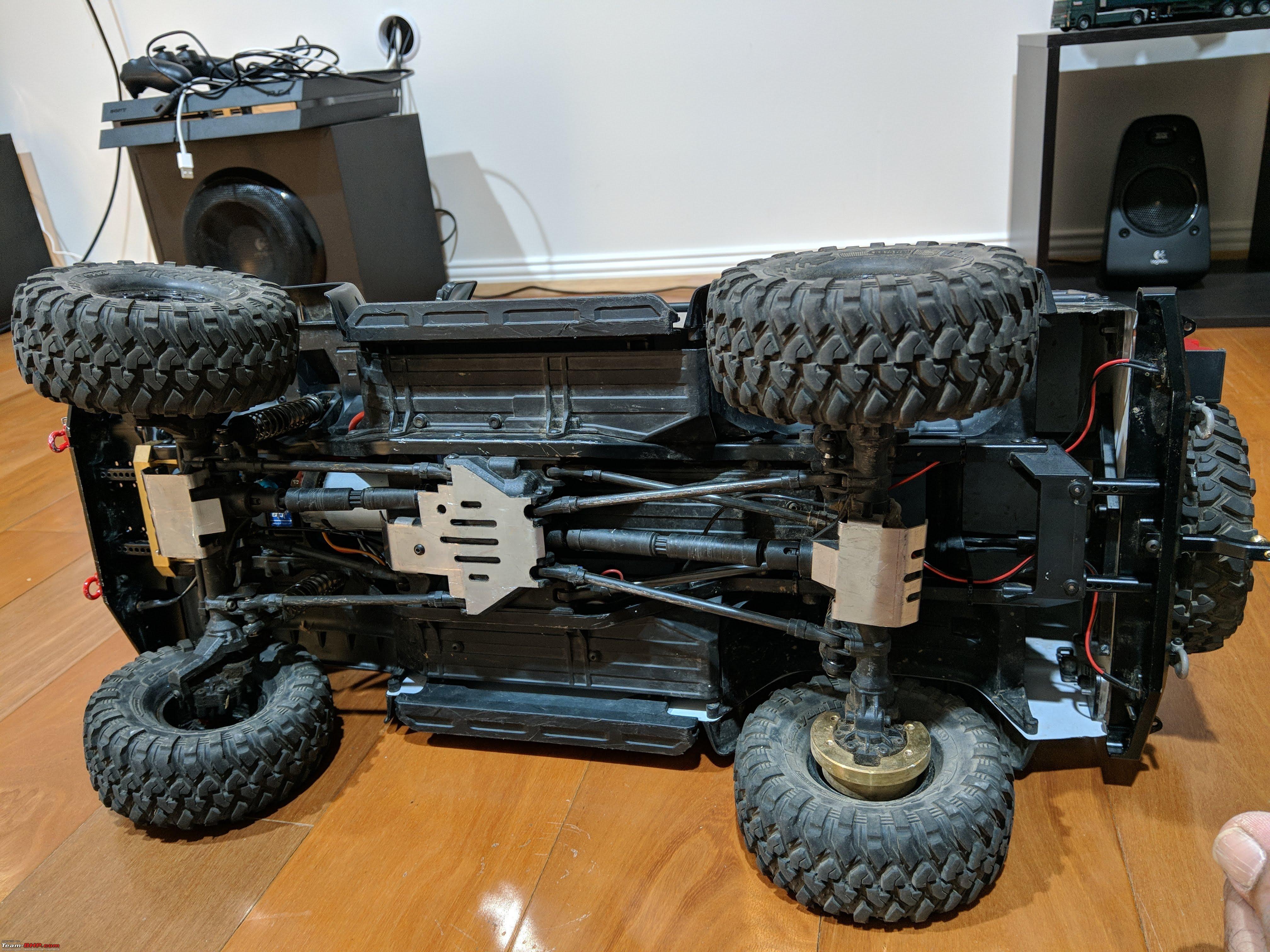 Team-BHP RC Rock Crawlers 4x4 Thread - Team-BHP