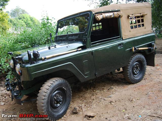 Jonga A Tribute To Indian Army S Favourite Suv Articles Car