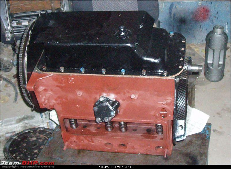 1968 CJ3B - upgrade project-engine-block.jpg