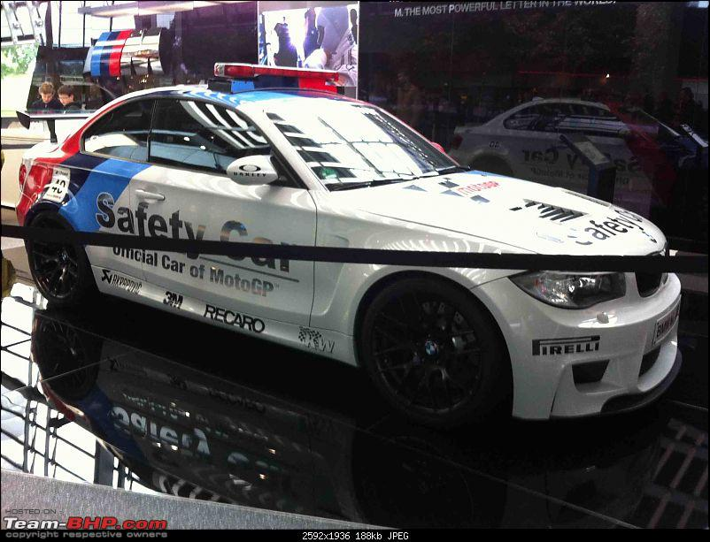 Becoming Asia's first certified I4WDTA trainer - My story-bmw-safety-car.jpeg
