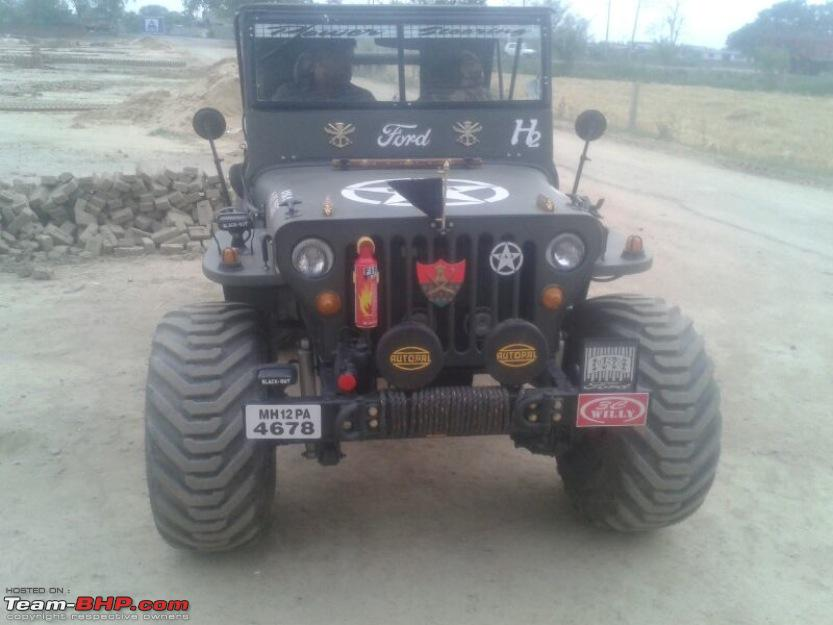 6x6: Any significant advantage over 4x4? - Team-BHP