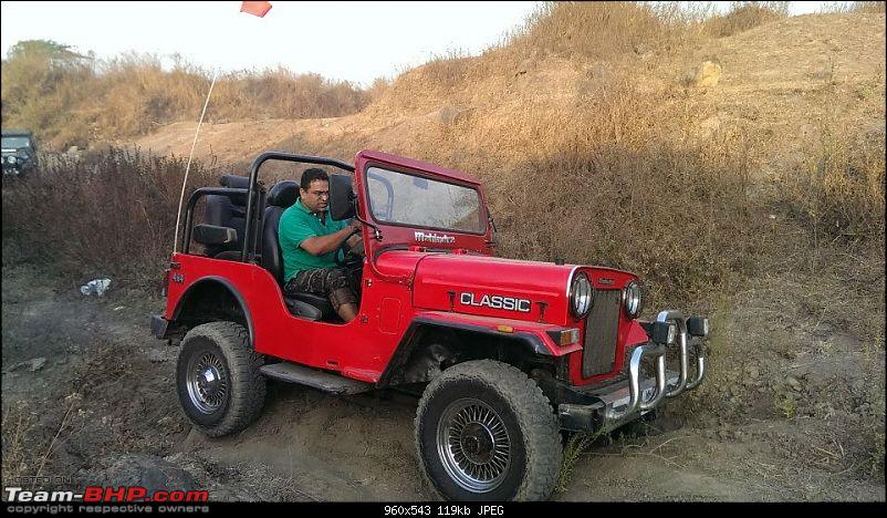 Mahindra: Difference between a Classic and CJ340-1505673_10152363758955272_7675672458758927911_n.jpg