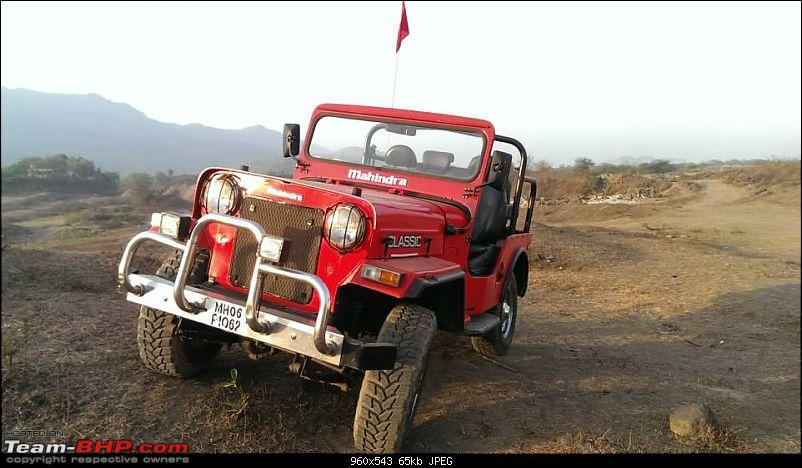 Mahindra: Difference between a Classic and CJ340-10299155_10152363760440272_1013784901985468339_n.jpg