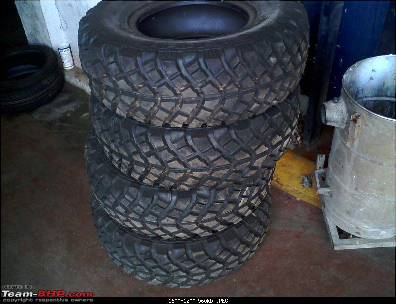 Gypsy on Steroids: Maxxis Trepador M8060 MT. Update Now on Yoko Geolander MT!-img0193a.jpg