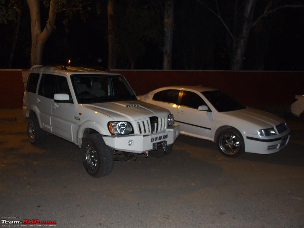 Mahindra Scorpio Winch and Offroad bumper project - Page 2 ...