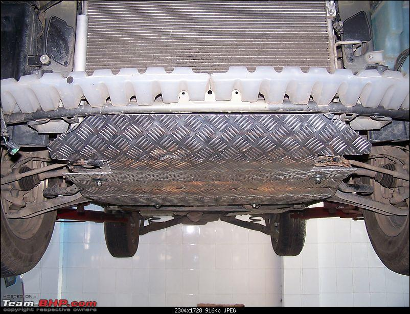 Grand Vitara gets custom made skid plates-100_1718.jpg