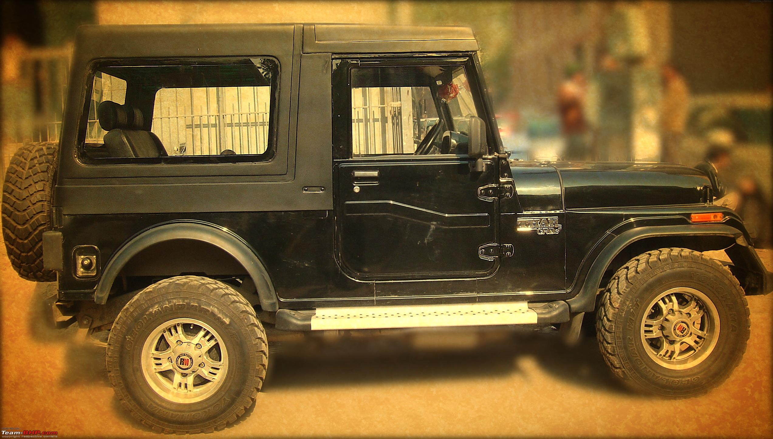 hyderabad hard top  thar  - page 7