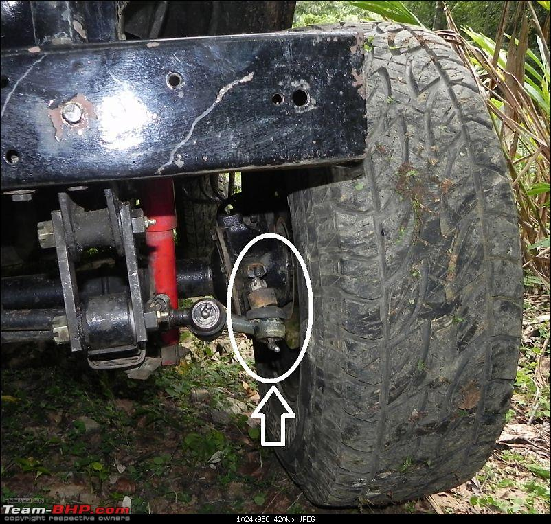 How does your mechanic remove the Tie-Rod End from the Spindle Casing?-spindle.jpg