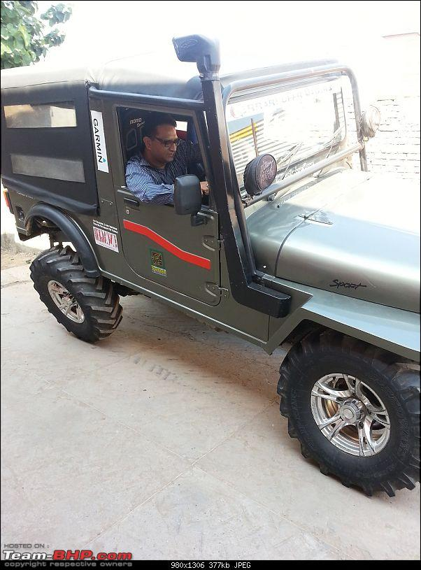Mahindra Thar - *Converted* Independent Front Suspension to Solid Axle-thar-ramp-10.jpg