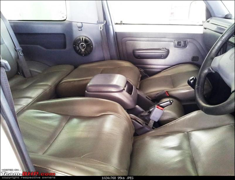 "1998 Toyota 90 Series SWB 3 Door Land Cruiser Prado. EDIT: Now with 2"" Ironman Lift-prado_seats_folded1.jpg"