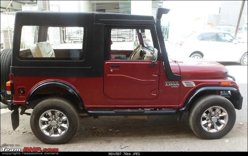 Never thought I'd buy a Mahindra Thar! My Jeep Story. EDIT: Now sold-542218_439138879455329_38569135_n.jpg