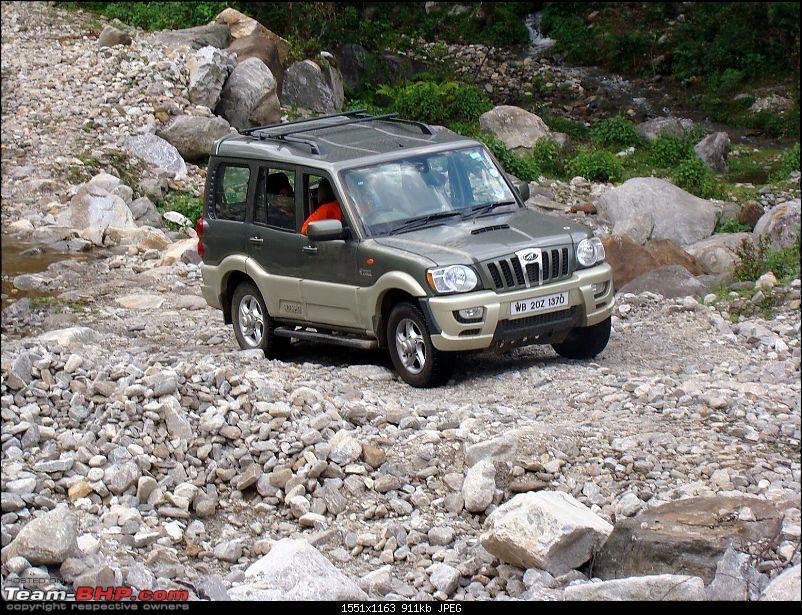 Marengo: Rocky Beige Mahindra Scorpio mHawk 4WD & MLD. 4 years & 1 lakh kms up!-dsc09335.jpg