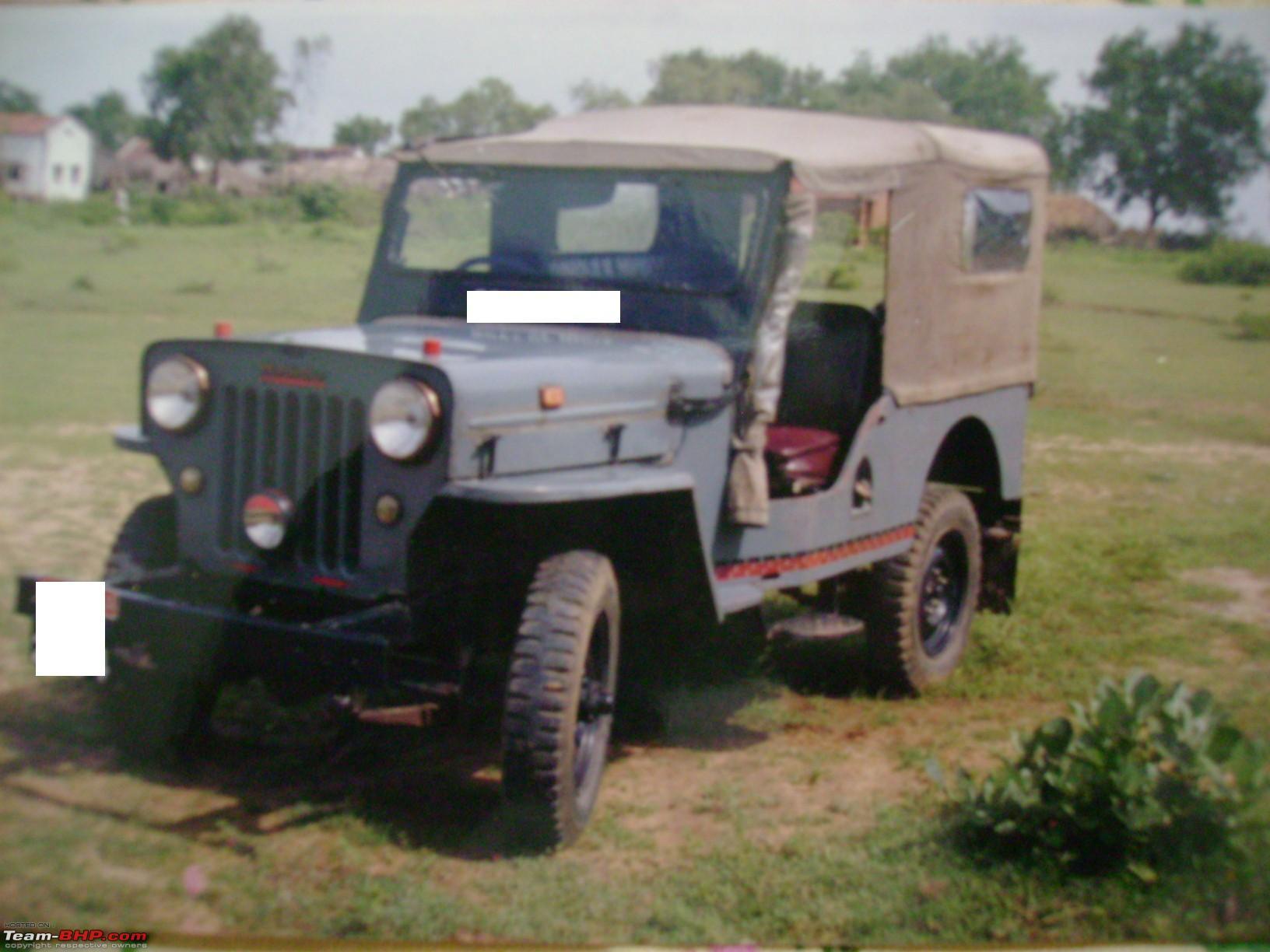 My Older Jeeps - Team-BHP