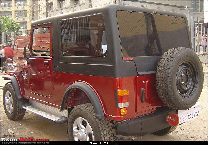 The most practical & best looking Hardtop - Mahindra Thar-540402_376394469063104_311066955595856_991160_641508102_n.jpg