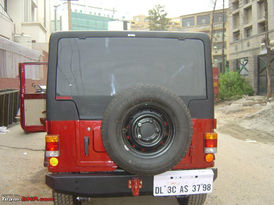The most practical best looking hardtop mahindra thar team bhp the most practical best looking hardtop mahindra thar 5774993763943757297802129063976ng altavistaventures Images