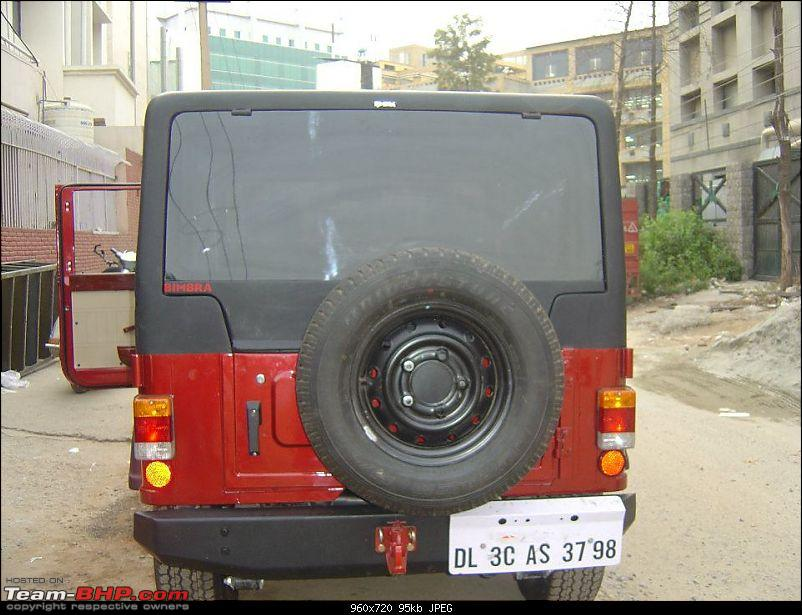 The most practical & best looking Hardtop - Mahindra Thar-577499_376394375729780_2129063976_n.jpg