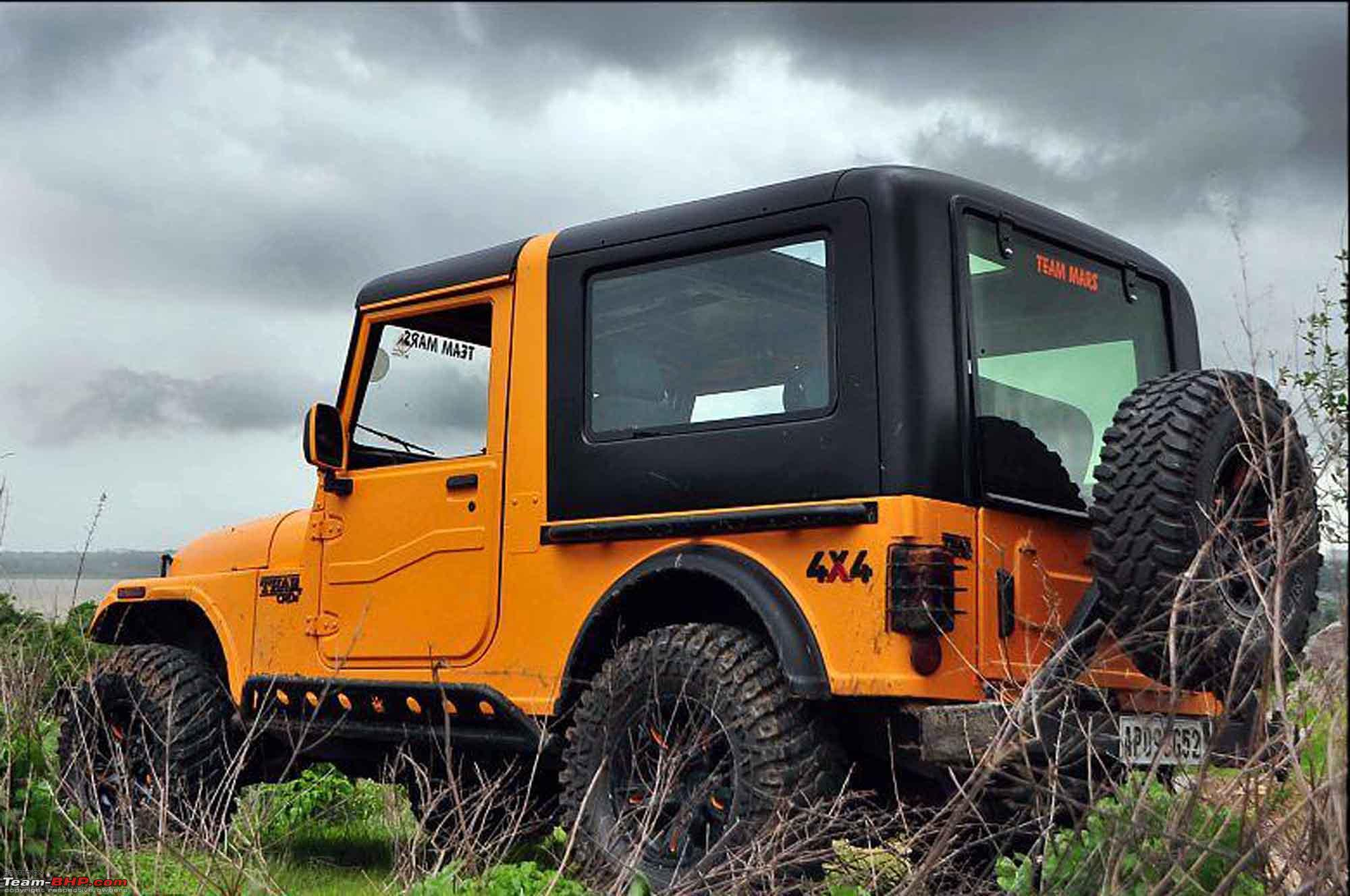 The Most Practical Amp Best Looking Hardtop Mahindra Thar